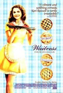 September Food & Film! Waitress! With a Food Tasting by Whole in the Wall!  Thursday September 12, 2013  7PM  Film introduced by Professor Ingeborg Majer O'Sickey  $15 $10 students  RSVP to artmission@artmission.org