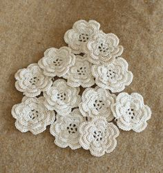 Free Crochet Patterns and Charts