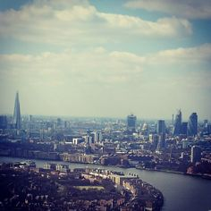 London skyline from level Canary Wharf London Skyline, Capital City, San Francisco Skyline, Places Ive Been, Travel, Viajes, Traveling, Trips, Tourism