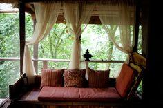 finca bella vista, costa rica tree fort house