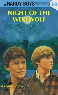 Night of the Werewolf (The Hardy Boys #59) by Franklin W. Dixon