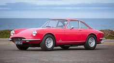 1969 Ferrari 365 GTC in Rosso Speciale formerly owned by Barbara Hutton