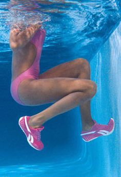 Remake your shape Water Aerobic Exercises, Water Workouts, Pool Exercises, Weight Exercises, Wall Workout, Butt Workout, Aquatic Therapy, I Love Swimming, Water Aerobics