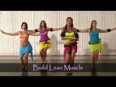 Dance Workout with HOT HULA fitness SCULPT