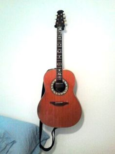 Ovation Guitar. GCA model. My #1.