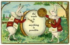 anything is possible especially with a Bunny Band!!