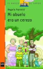 Toño es un niño que narra la relación que tiene con sus abuelos. La mayor preocupación de uno de ellos, Octavio, es cuidar del cerezo que plantó cuando nació su hija. Un día, el ayuntamiento quiere expropiarle esas tierras y talar el cerezo.