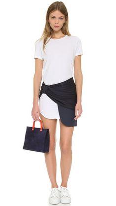 JACQUEMUS Pocket Skirt. #jacquemus #cloth #skirt