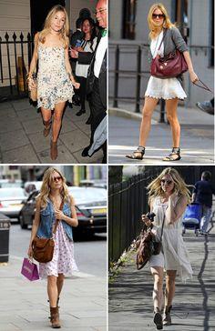 Sienna Miller...I love her style!