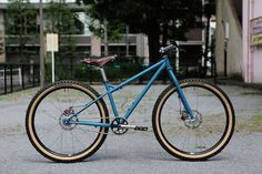 *SURLY* 1×1 complete bike