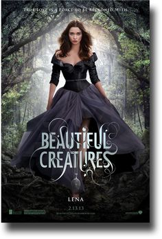 Beautiful Creatures Poster - Character Lena 11 x 17 2013 Movie