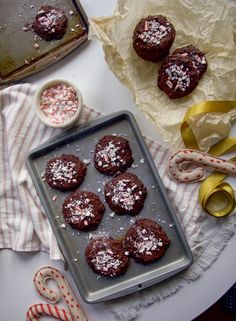 Chocolate Pudding Cookies | In Honor Of Design