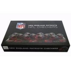 Rico New England Patriots Checker Set | Overstock™ Shopping - Great Deals on Rico Industries Football