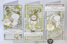 sklepikGosi: Inspiracje lutowe - Agnieszka chanya13 Cute Cards, Cardmaking, Type 3, Theater, Scrapbooking, Facebook, Photos, First Holy Communion, Pictures