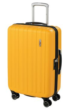 Hardware Profile Plus Trolley M 4-Rollen Yellow