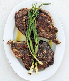Find the recipe for Salt-and-Pepper Rib Eye and other beef recipes at Epicurious.com