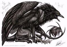 El grimorio de bestias: Valravn