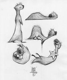 : Otters : Character Design, Carter Goodrich