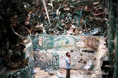 Philadelphia's Magic Gardens Philadelphia (by Joao Kedal)