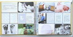 baby edition for her core kit | ... of a Project Life Baby Edition by Catherine Davis of Design Editor