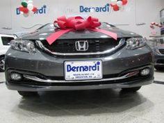 Great 2013 Honda Civic Bernardi Honda Of Brockton