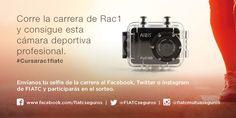 ¡Corre la carrera de RAC1 y consigue esta cámara deportiva profesional! #running