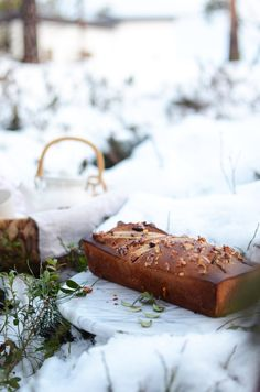 Healthy gluten-free Banana Bread   tuulia blog