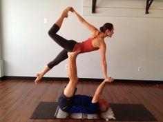 2 Person Yoga Poses