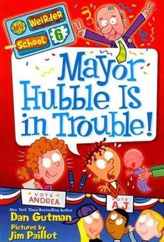 Harper Collins Mayor Hubble Is in Trouble!