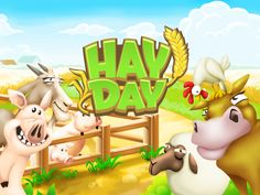 Build Your Farm! Cheats For Hay Day – Unlimited Coins, Diamonds