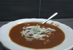 Guláš z divočáka (kančí guláš) Thai Red Curry, Pudding, Ethnic Recipes, Desserts, Food, Tailgate Desserts, Deserts, Custard Pudding, Essen
