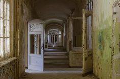 L'ospedale militare tedesco di Beelitz: uno dei 10 luoghi più spaventosi al mondo