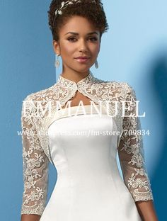 42 Best Boleros And Shrugs Images Boleros Wedding Gowns Alon