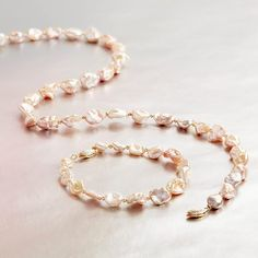 Exquisite ming pearls from honora #PearlsThatGoWith #SomethingBlue #Honorapearls #WeddingSeason