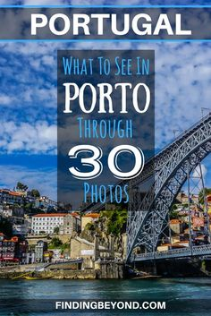 Porto is effortlessly photogenic so we captured many photos during our stay. Let us show you what to see in Porto through our favourite 30 Porto photos.