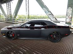 2012 Dodge Challenger Srt8