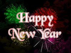 Frohes Neues Jahr Feuerwerk