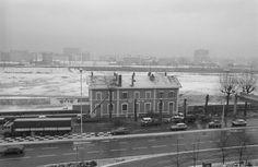 1981 L'ancienne gare de Lyon Part-Dieu