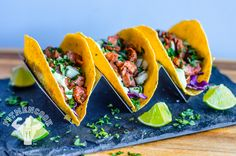 Healthy Lean Flank Steak Street Tacos