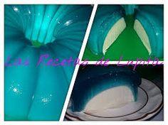 gelatina flotante moras