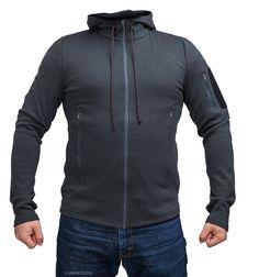 Särmä merino wool hoodie Bike Wear, Merino Wool, Hoodies, Stylish, Casual, Jackets, How To Wear, Fashion, Down Jackets