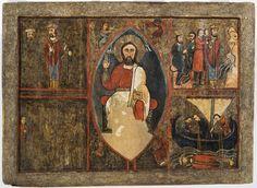 Frontal d'altar de Sant Climent d'Estet | Museu Nacional d'Art de Catalunya