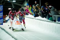 World Cup Skeleton and Bobsleigh at the Whistler Sliding Center Bobsleigh, Whistler, Hunters, Crane, World Cup, Photo Credit, Skeleton, Olympics, Skiing