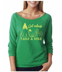 Hiking Shirt Go Take