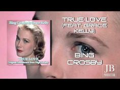 Bing Crosby & Grace Kelly True Love. This song is from my childhood. I used to sing it on my way home from school when I was 7. Those were smaltzy & more innocent times.