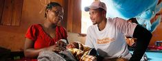BLOG: Nothing But Nets for Curry in Tanzania