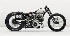 Imaginary Garage Sacrilege Edition: 1925 Brough Superior Drag Bike - Pipeburn - Purveyors of Classic Motorcycles, Cafe Racers & Custom motorbikes