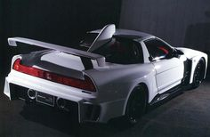 Double the R, double the fun on #TypeRTuesday! #mugen #nsxRR #nsx