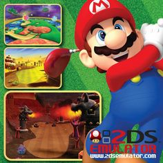 Download our Nintendo 2DS emulator and play all the great DS/2DS games on your PC for free, no need to buy the console or the games , just download the emulator and find the 2ds roms and start playing !!