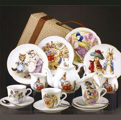 Show details for Children's Services Beatrix Potter